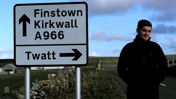 Funny Place Names #1