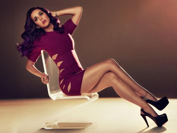 Katy Perry's Legs