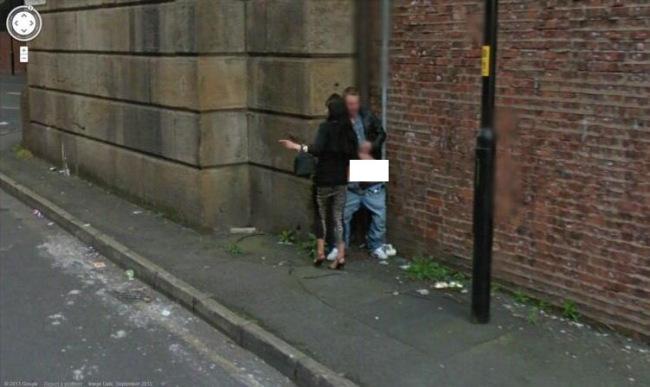 Google Street View Funnies 1