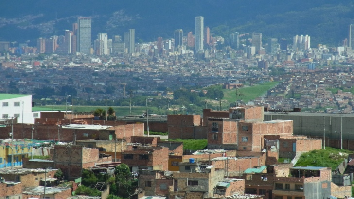 Most Dangerous Cities In The World - Bogota