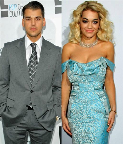 Rob Kardashian vs. Rita Ora