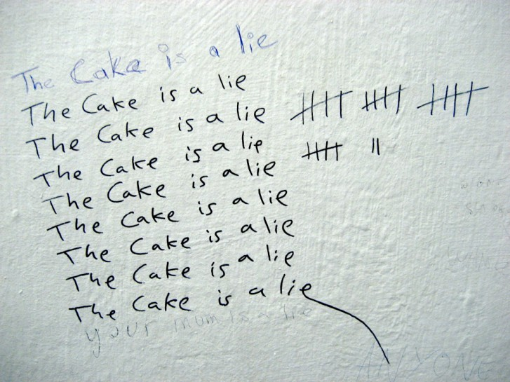 Terrible Examples of Graffiti - Your Mum is a Lie