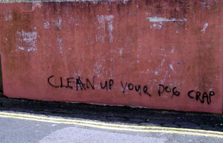 Terrible Examples of Graffiti - Keep Britain Tidy