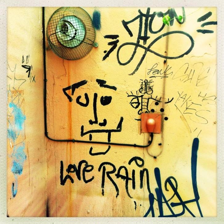 Terrible Examples of Graffiti - Face & Junk