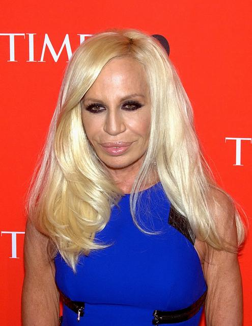 Donatella Versace Plastic Surgery Fail