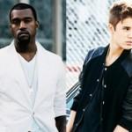 Kanye West & Justin Bieber