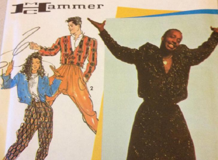 90s Hammer Pants