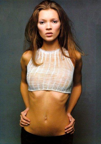 Top 10 Celebrity Diet Plans - Kate Moss