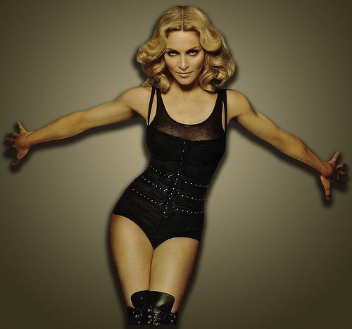 Top 10 Celebrity Diet Plans - Madonna