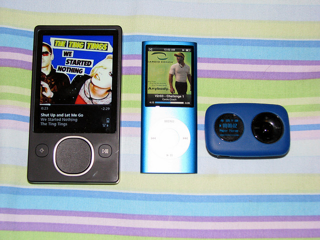The days of the MP3 player are gone
