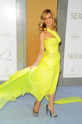 Top 10 Celebrity Diet Plans - Sarah Jessica Parker