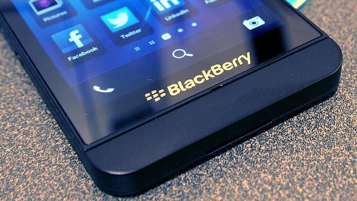 Blackberry z10 - best smartphones 2013