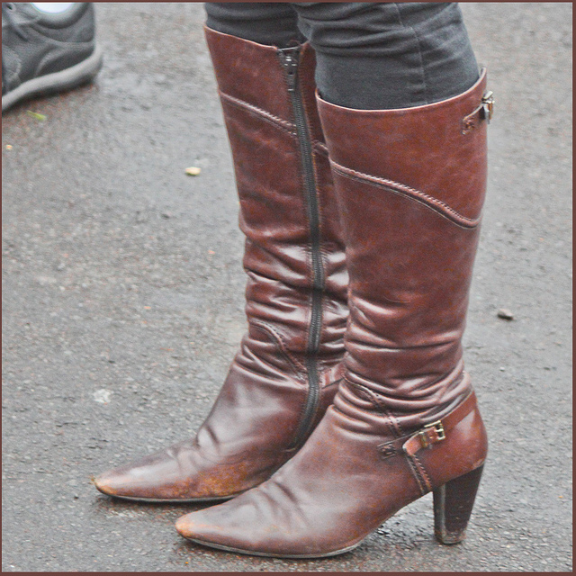 Boots add style to any outfit
