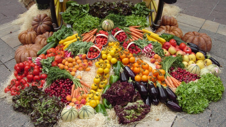 Eat more fruit and veg