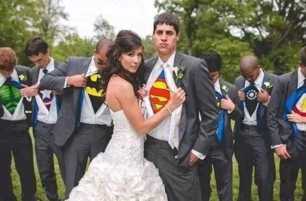 Her Superman!
