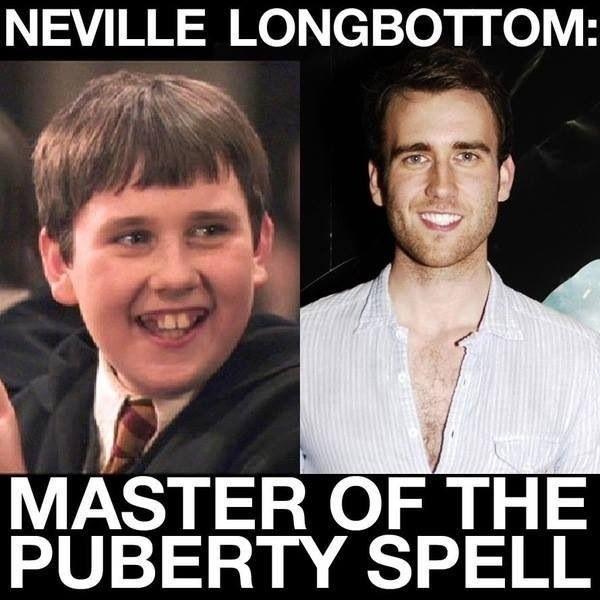 Matthew Lewis (Neville Longbottom)