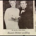 Beaver Wetter