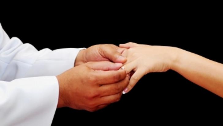 Getting married - wedding