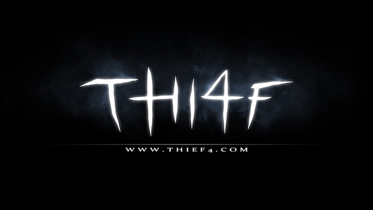 Thief Video Game Cover