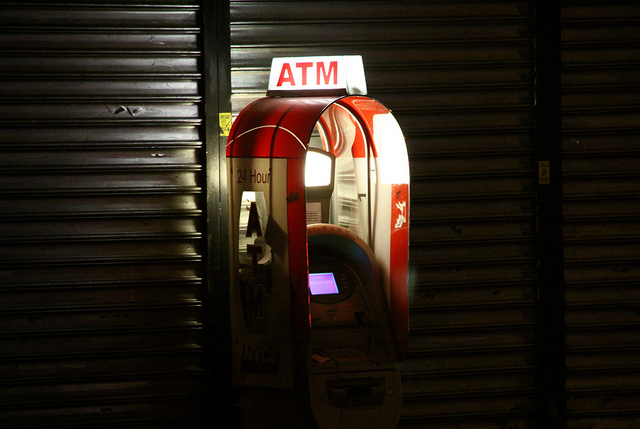 What's inside an ATM?