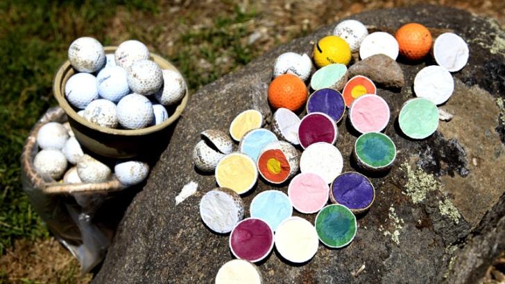 Inside Golf Balls