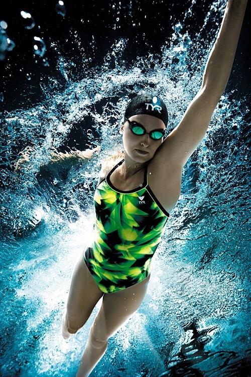 Swim some laps