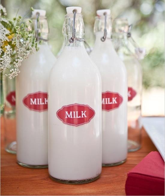 Milk - Calcium