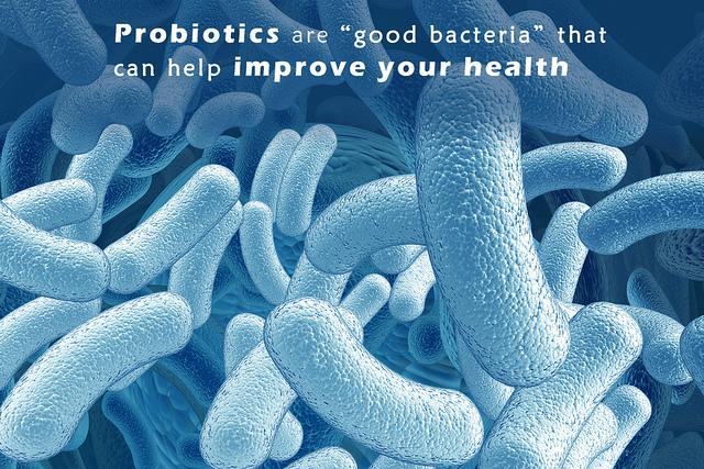 Probiotics - good bacteria
