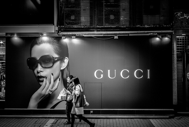 Gucci Advert