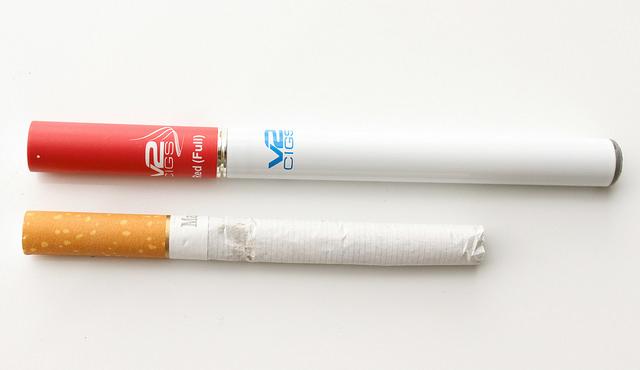 e-cigarette lung damage