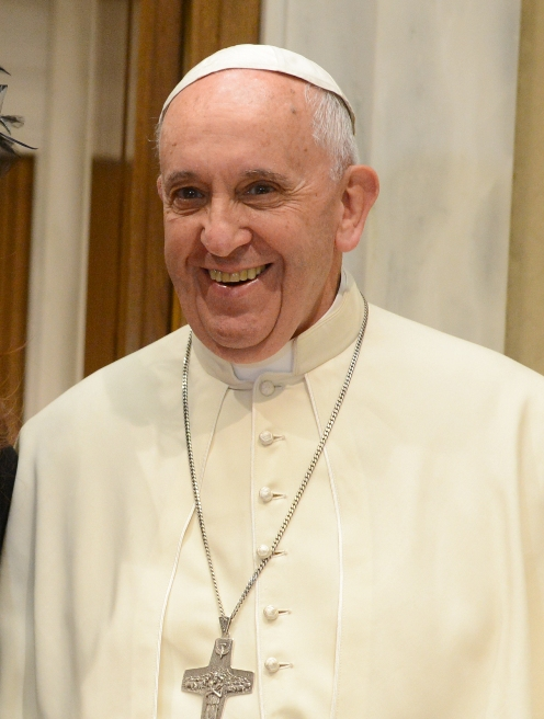 Pope Francis, Pope of the Roman Catholic Church